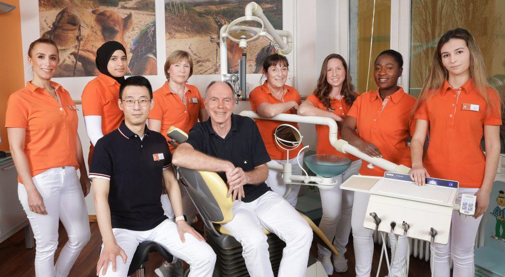 Praxis Dr. Werning Team